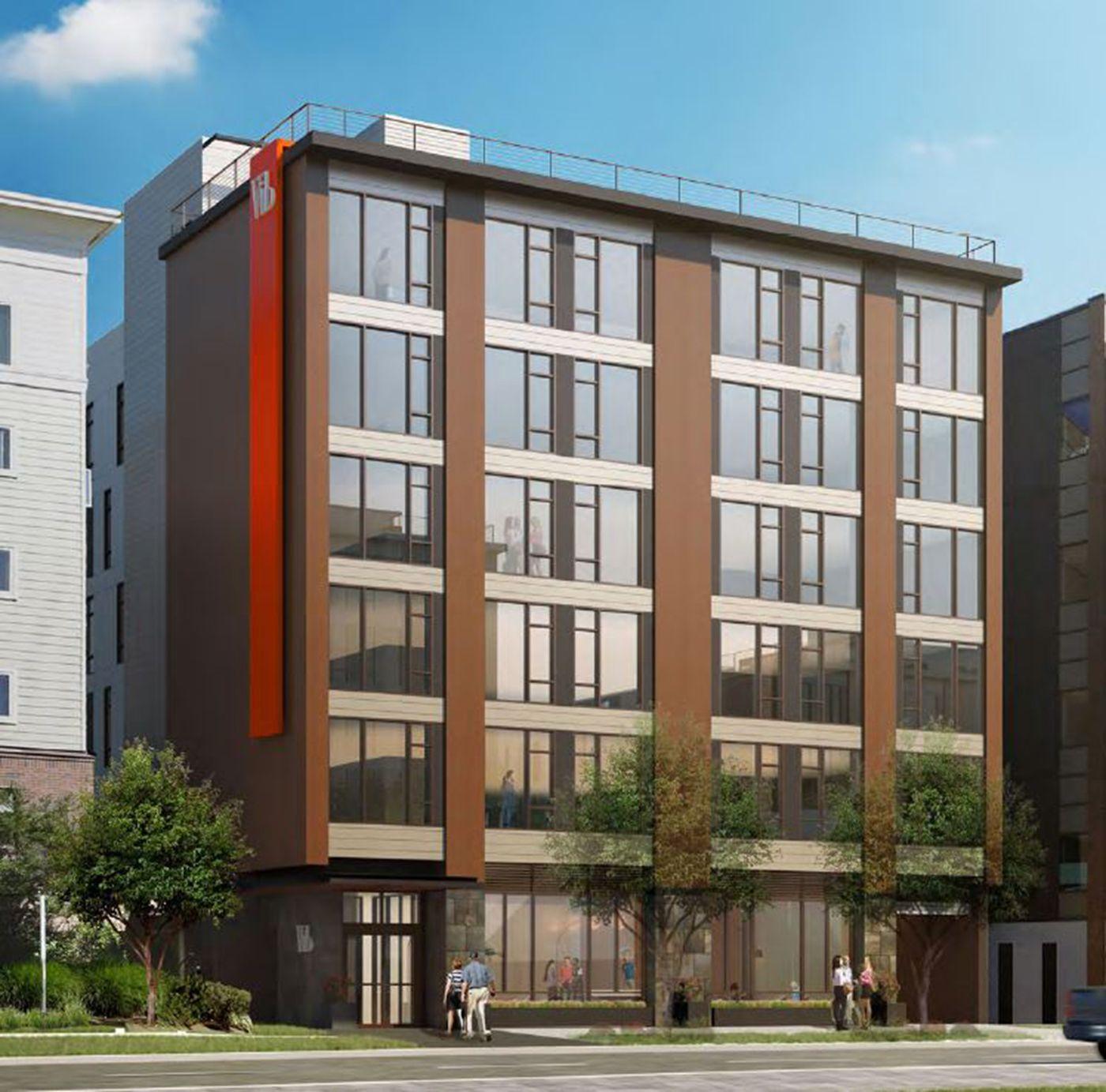 Capitol Hill Project Will Mix Housing, Vib Hotel Vib Is A