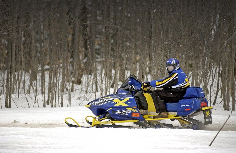 Alpena County Sheriff's Office Offering Free Snowmobile