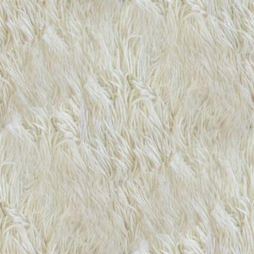 White Fluffy Carpet Seamless Textured Carpet White