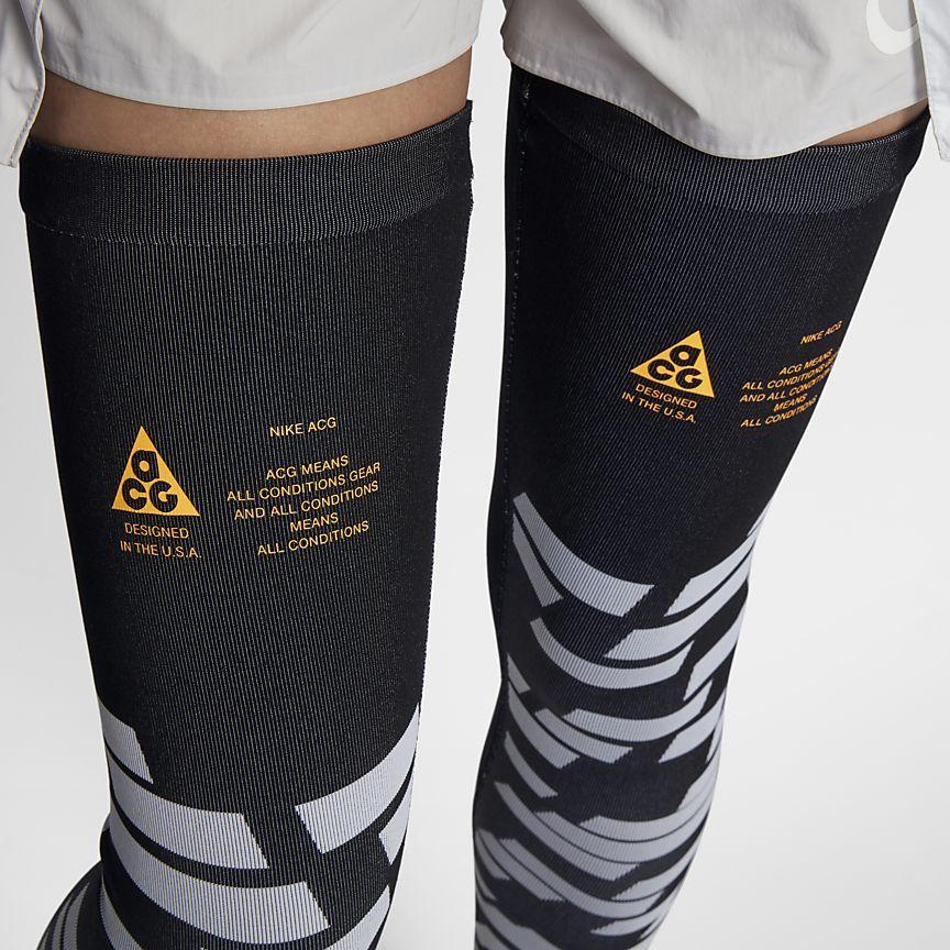 NikeLab ACG Women s Leg Sleeves Urban Outfits 564135ef14