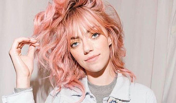 Meches bambini ~ Colore capelli 2017: il blorange è la tinta top della primavera