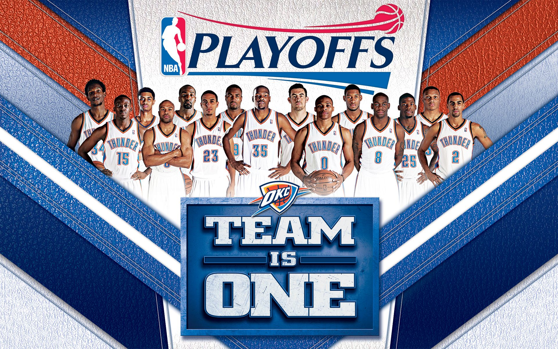 Playoffs Downloads 1213 Oklahoma city thunder, Okc