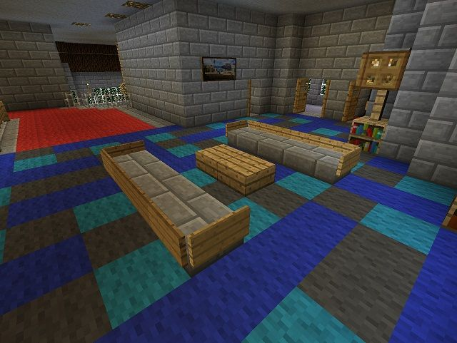 Interior design Couchsofa ms Pinterest Couch sofa Minecraft