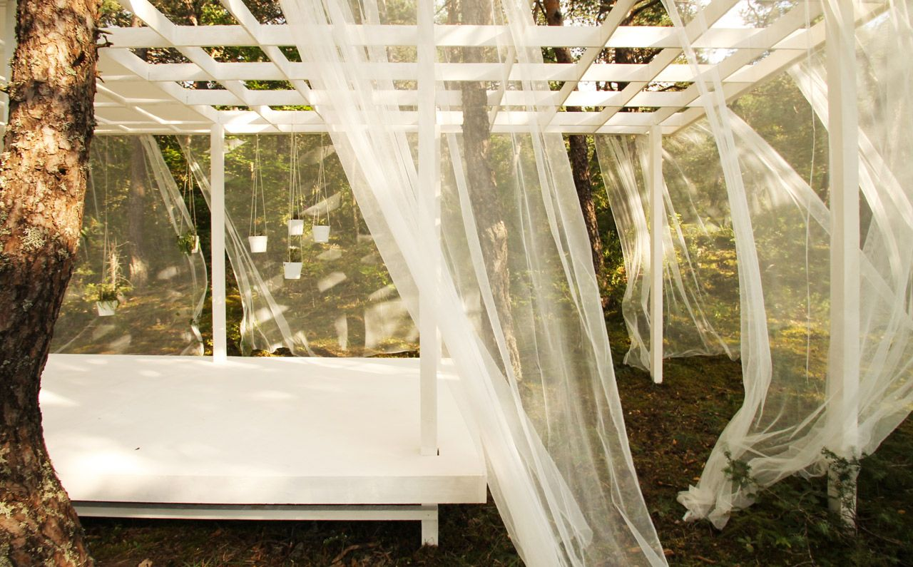 Gillot+Givry: pavillon d'été