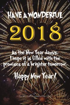 Happy New Years 2018 Greeting Cards | babies | Pinterest