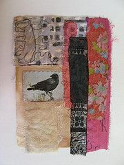Crows and black bird sries(4) (Cas Holmes) Tags: