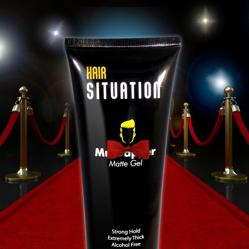 Make a grand appearance at your own red carpet affair. Mr