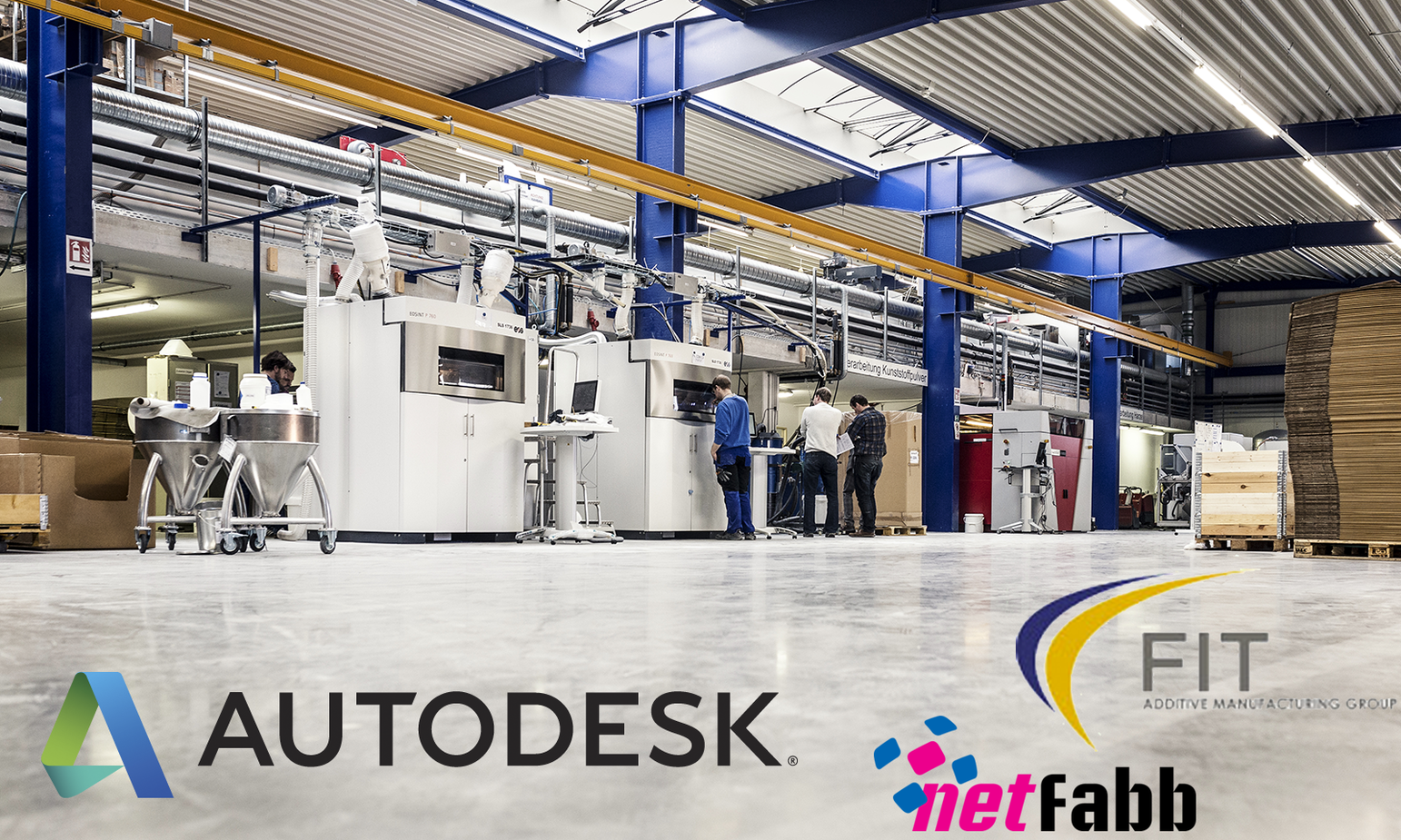 Autodesk Signs Agreement To Acquire Netfabb And Enter Strategic