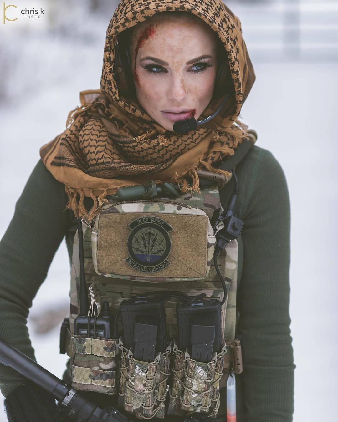 Pin On Women With Weapons