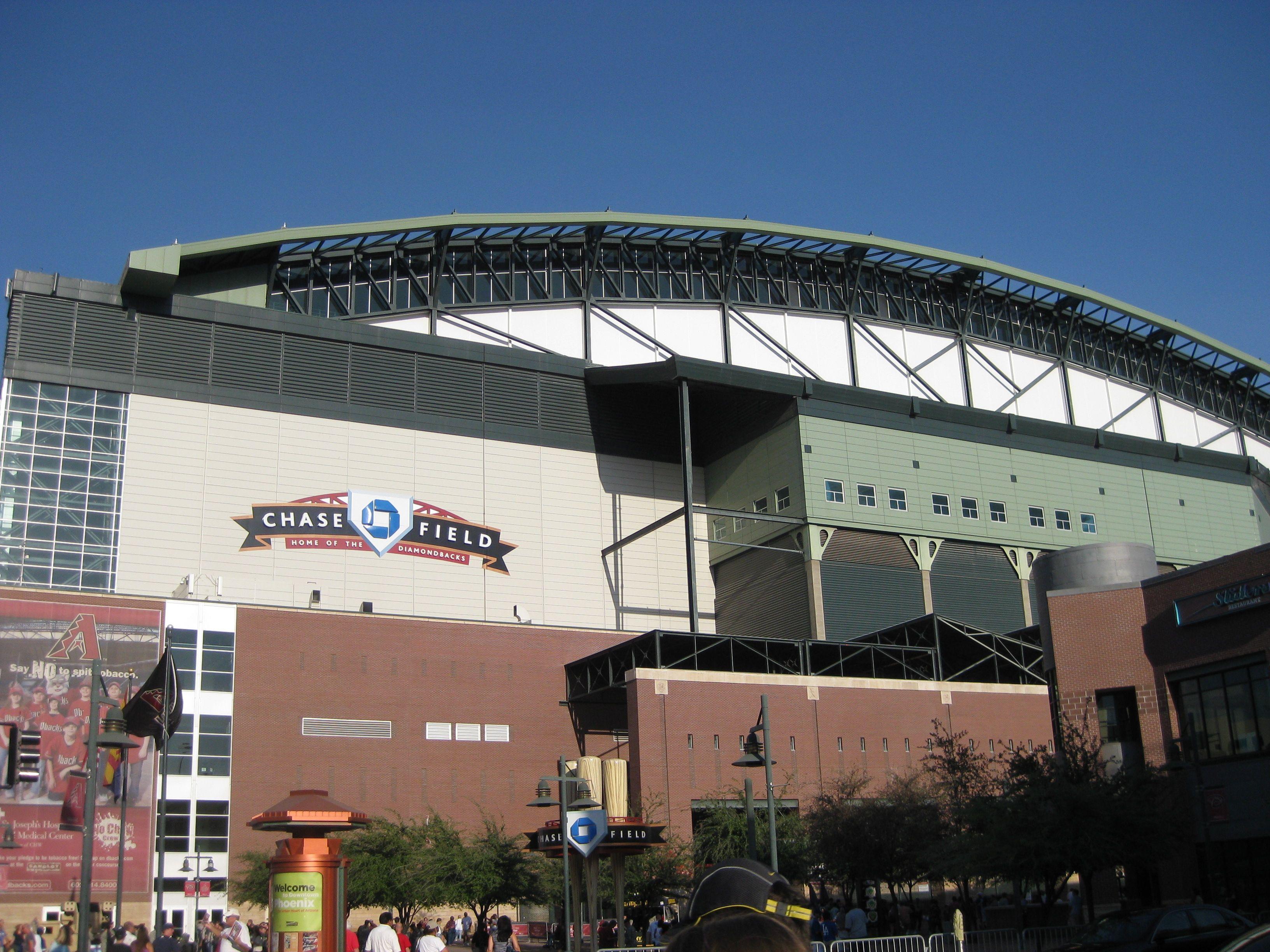 Chase Field Az Chase Field Baseball Stadium Stadium
