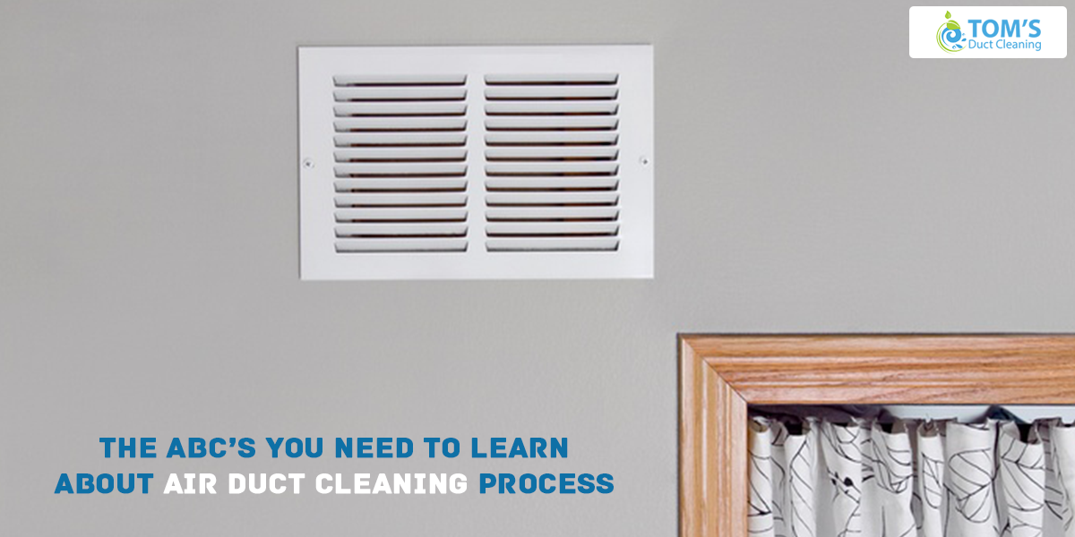 The ABC's You Need To Learn About Air Duct Cleaning