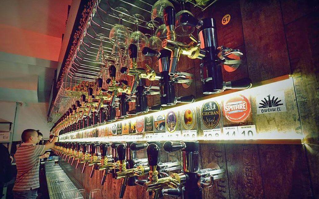 Das polnische Bier-Paradies PiwPaw © PiwPaw