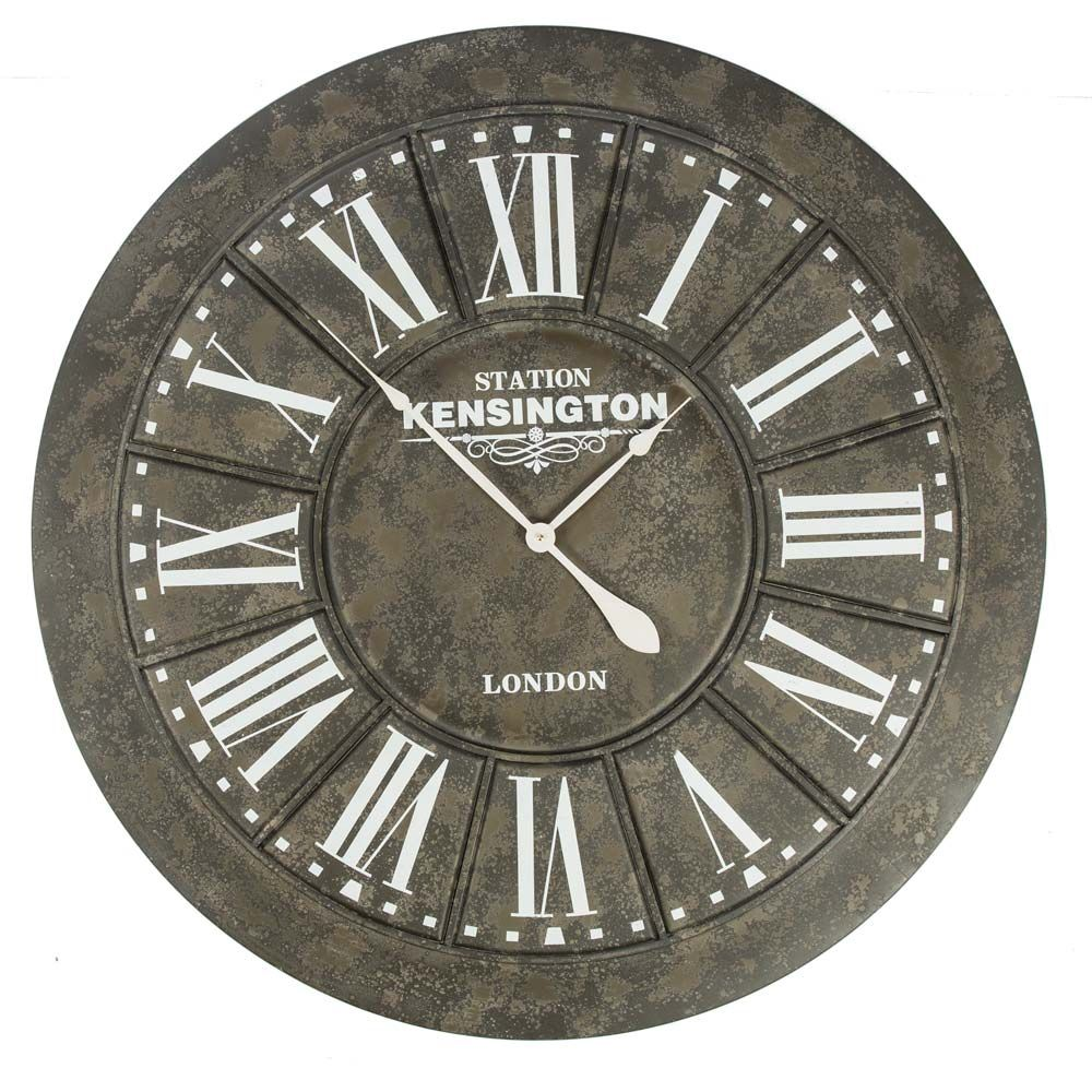 Buy Giant Station Kensington Wall Clock Purely Wall Clocks Wall Clock Yosemite Home Decor Oversized Wall Clock
