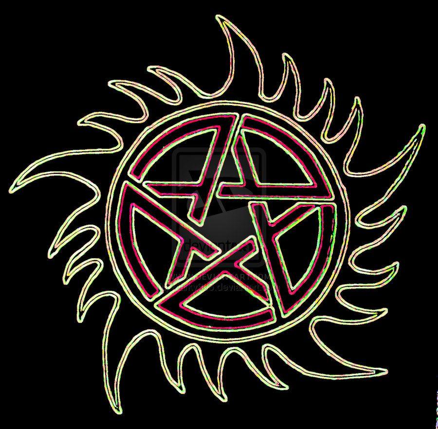 supernatural tattoo 2 by Marky306 on deviantART