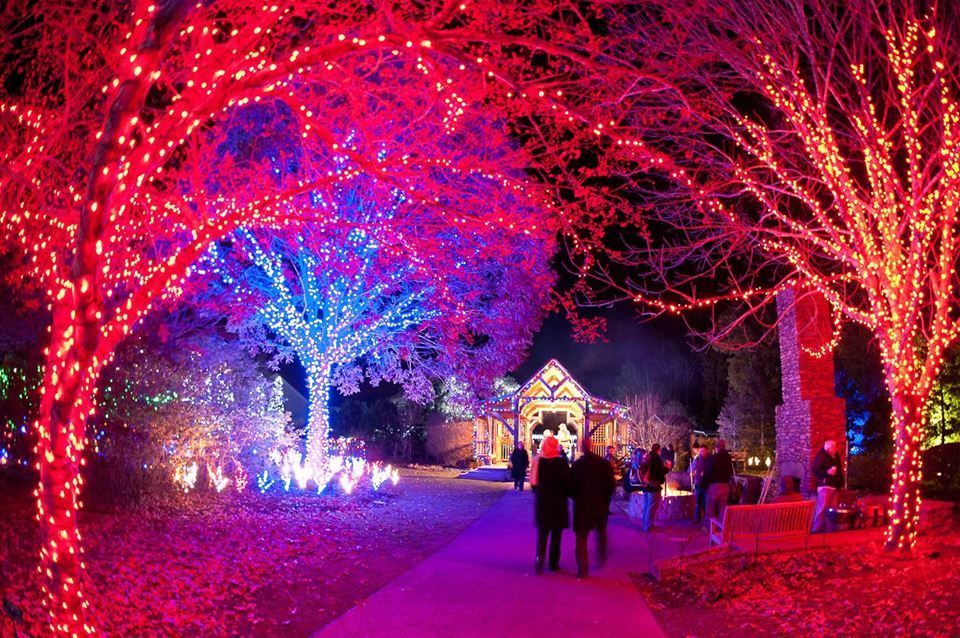 Wnc Christmas Events 2020.There S Nothing Like The Illumination Of Lights At Night In