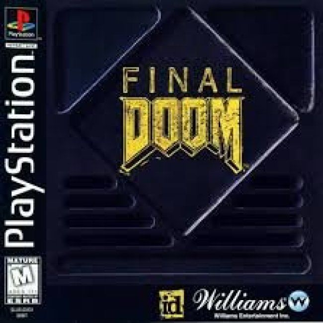 Comprar Jogos Ps 2 Xbox 360 Dvd Xbox360 Playstation 2 Ps2: Jogo FINAL DOOM Para PlayStation PSX PS1 PSONE PS2
