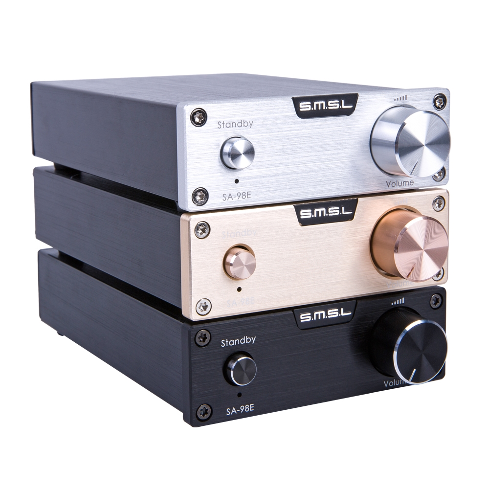 (67.99$)  Watch now - http://aio6b.worlditems.win/all/product.php?id=32701704744 - 2016 New SMSL sApII Pro TPA6120A2 Big Power Hifi Stereo Headphone Amplifier Headset amp Amplificador de fone de ouvido