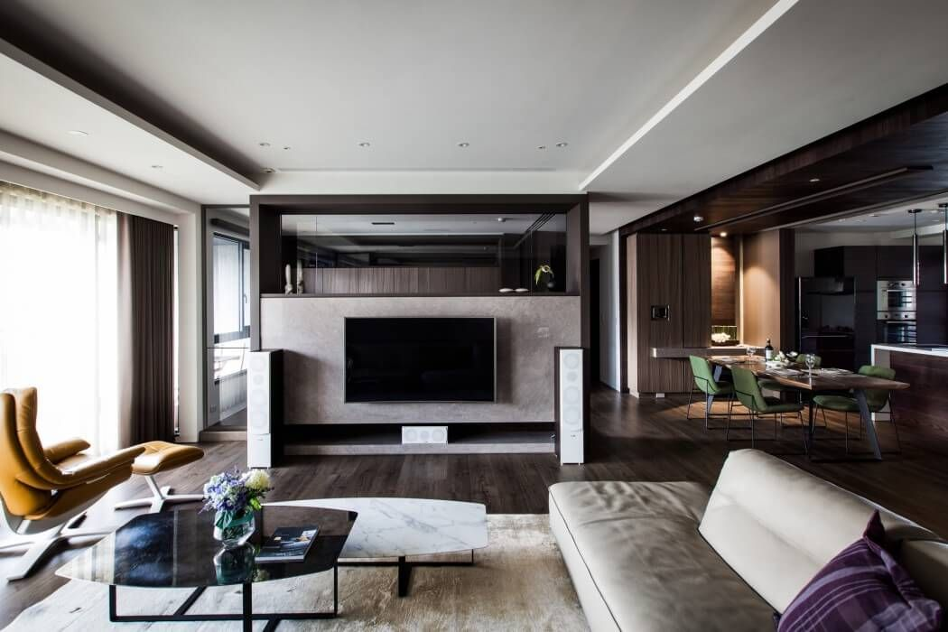Lin's House by PM Design