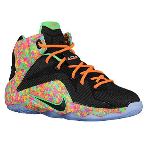 Kids Nike Lebron 12 - Cereal