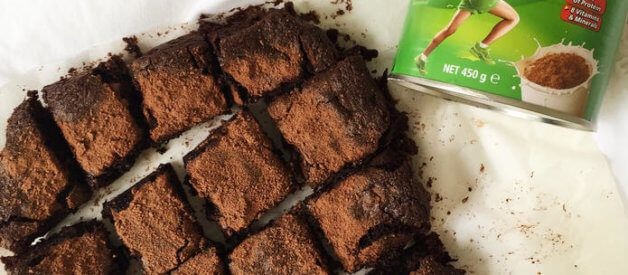 Resep Brownies Kukus Milo Keju Tanpa Mixer Lembut Super Nyoklat Membuat Kue Coklat Makanan Resep