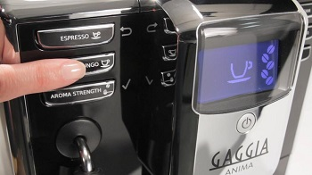 Gaggia Anima Super-Automatic Espresso Machine Review - The Coffee Insider #automaticespressomachine