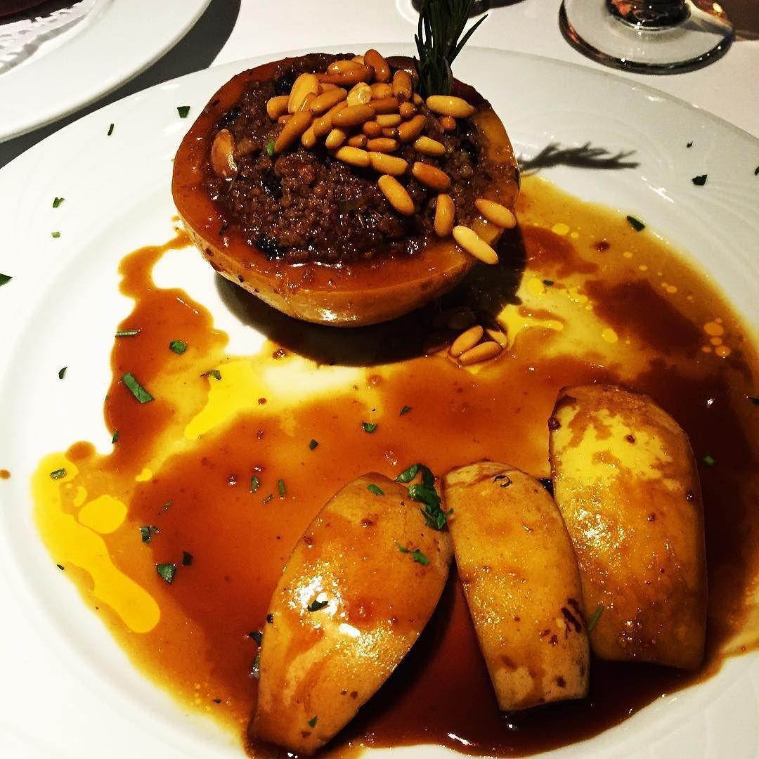 Ottoman cousine #stuffedmelon #istanbul #turkey #turkinstagram #turkishdinner #almonds #iviaggidismarz #travel #travelblog #travelgram #travelblogger #blog #blogger #bloggerlife #picoftheday #like4like by iviaggidismarz