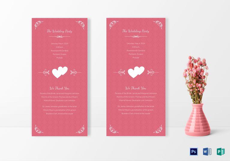 Simple Wedding Invitation Card Template Simple Wedding Invitation Card Simple Wedding Invitations Wedding Invitation Card Template