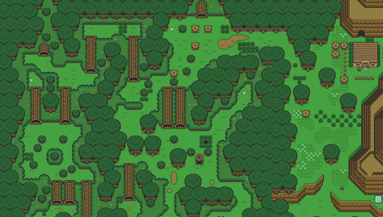 Image Result For Zelda Link To The Past Map Wallpaper Live