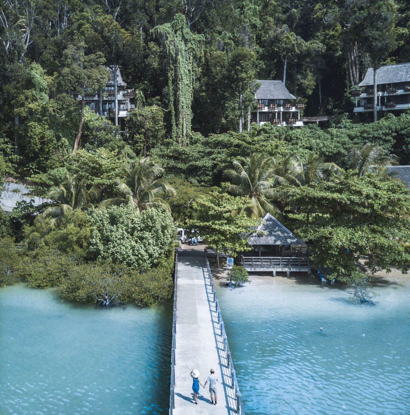 Borneo Island: Malezja Borneo, Hotel Gaya Island Resort