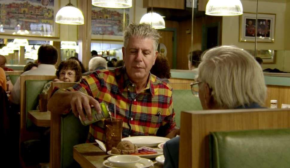 Anthony bourdains new york every nyc restaurant in