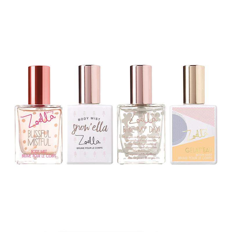 Fragrance Mist Gift Box