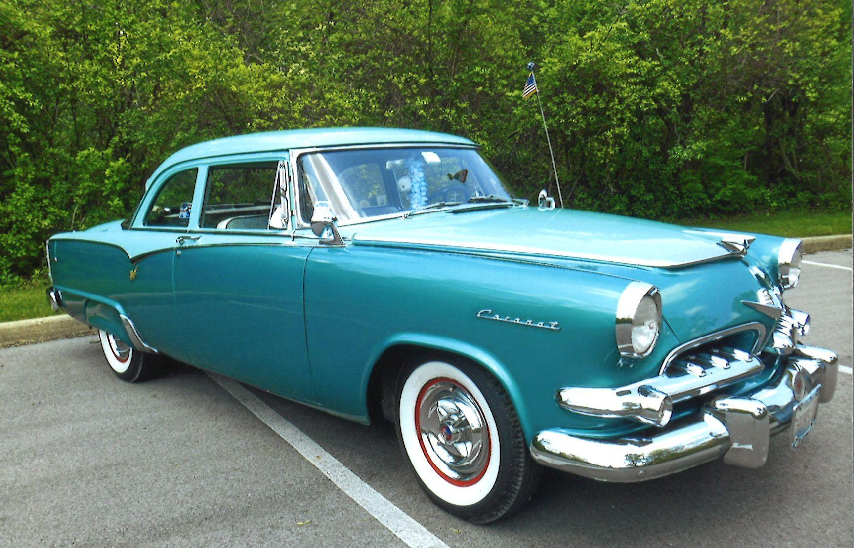1955 dodge custom royal lancer 4 door sedan 15699 - 1955 Dodge Coronet For Sale 1955 Dodge Cars Pinterest Dodge Coronet And Cars