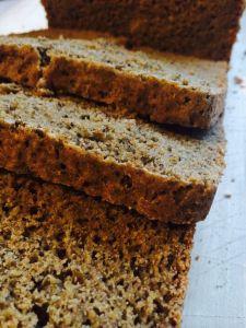 A BREAD FULL OF POWER: Spelt Flour, Quinoa Flour, Barley ...
