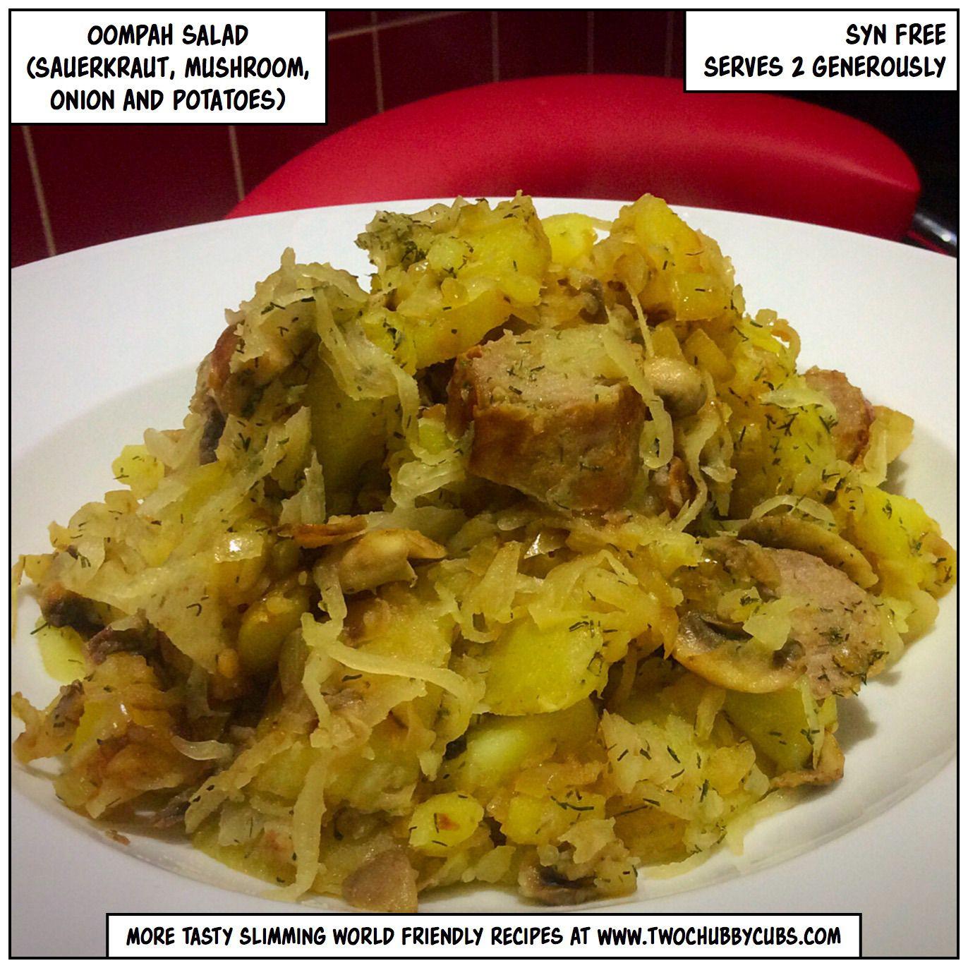 sausage and potato salad