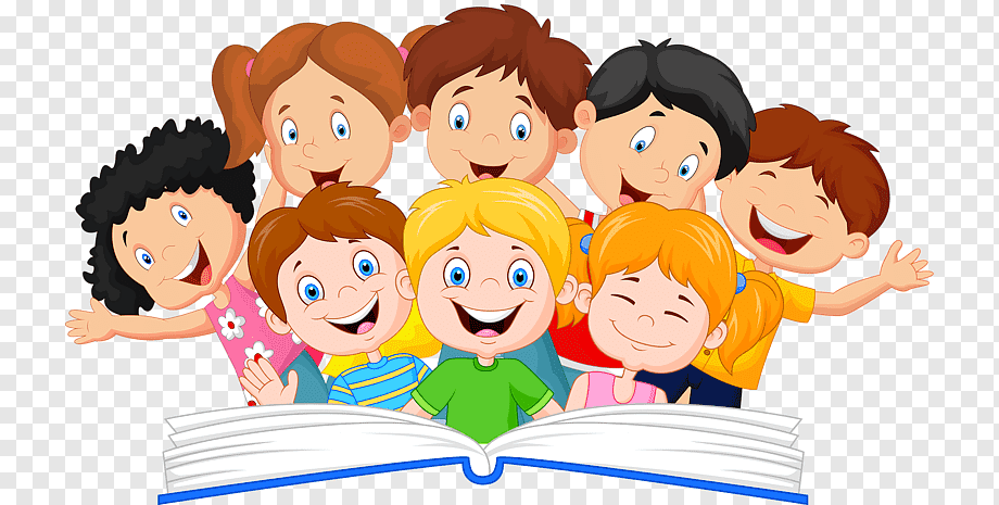 Book Reading Illustration A Group Of Children Child People Butterfly Group Png Children Illustration School Illustration Student Cartoon