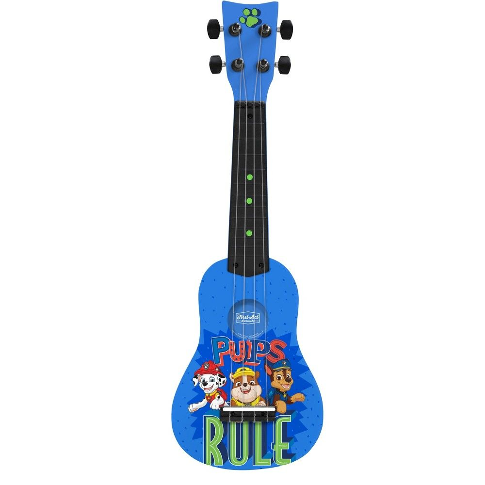 Toy Guitar Target First Act Licensed Ukulele Paw Patrol Products Toy Musical