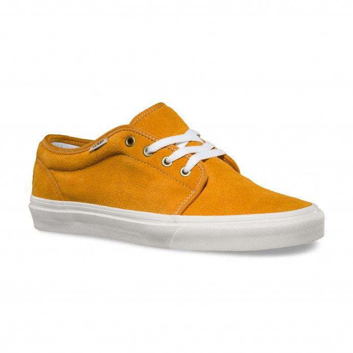 28e103545f Vans 106 Vulcanized Schuhe (Vintage) Inca Gold Blanc
