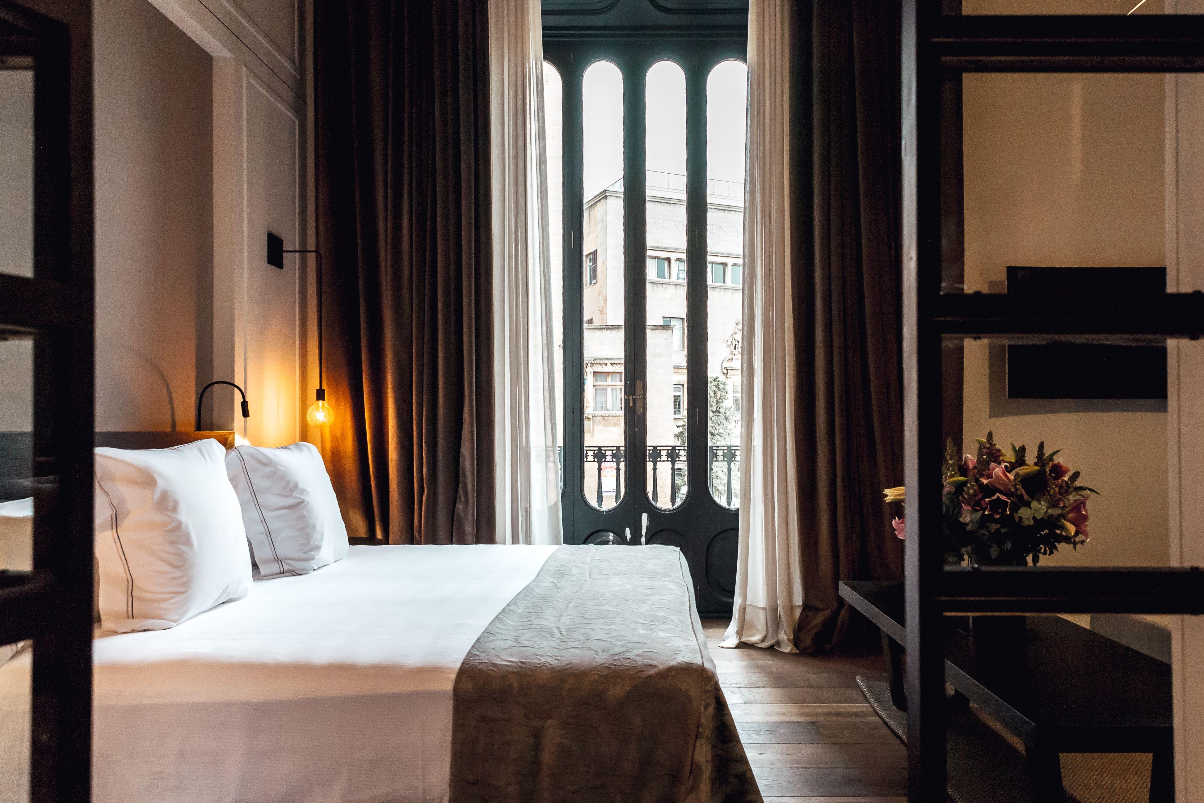 Tolo cursach y mariajosé cabre sant francesc hotel singular