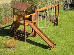 Resultado De Imagem Para Juegos Infantiles De Madera Para Jardin