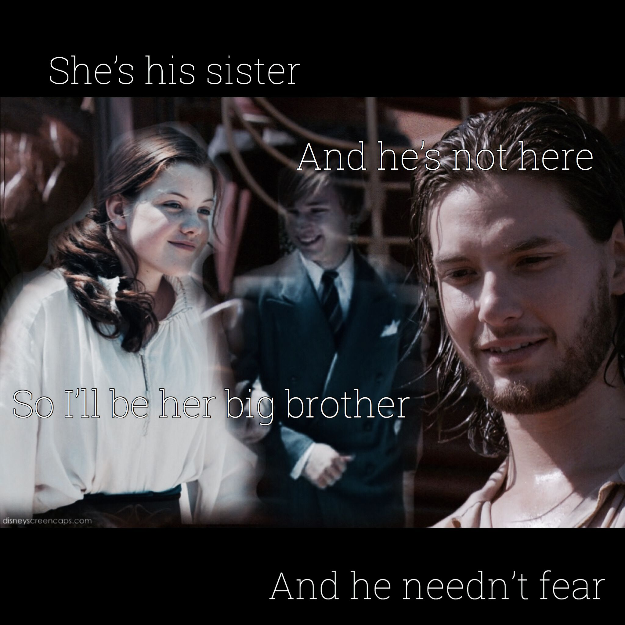 Caspian is the best substitute big brother ever! | Narnians Unite ... for Narnia Movie Quotes  557ylc