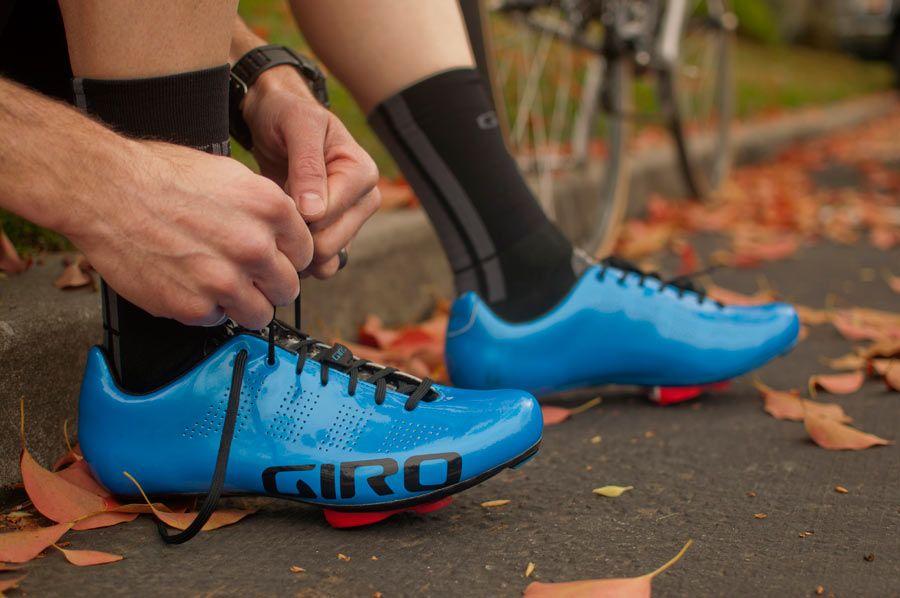 Giro Empire Road Bike Shoes Electric Blue 2 Bikes Pinterest