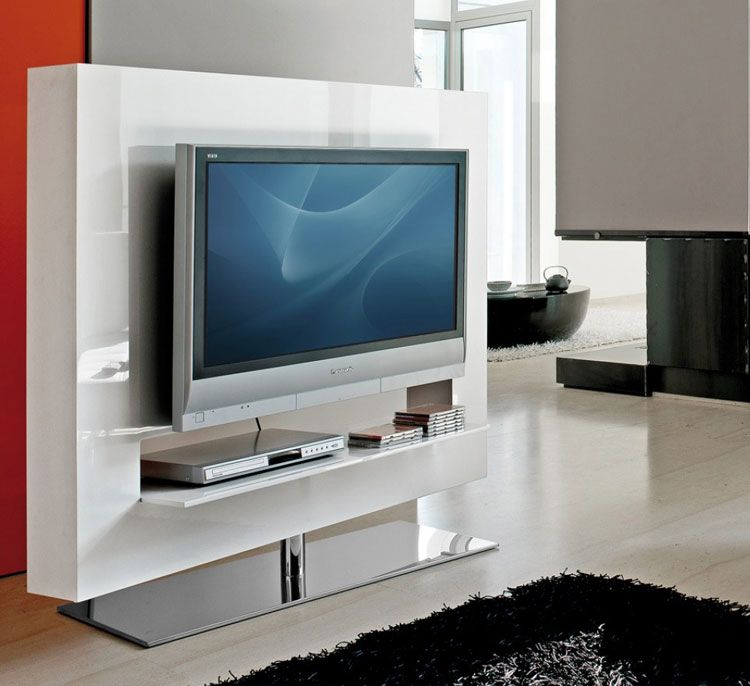 60 Mobili Porta TV dal Design Moderno | Home decor | Swivel tv stand ...