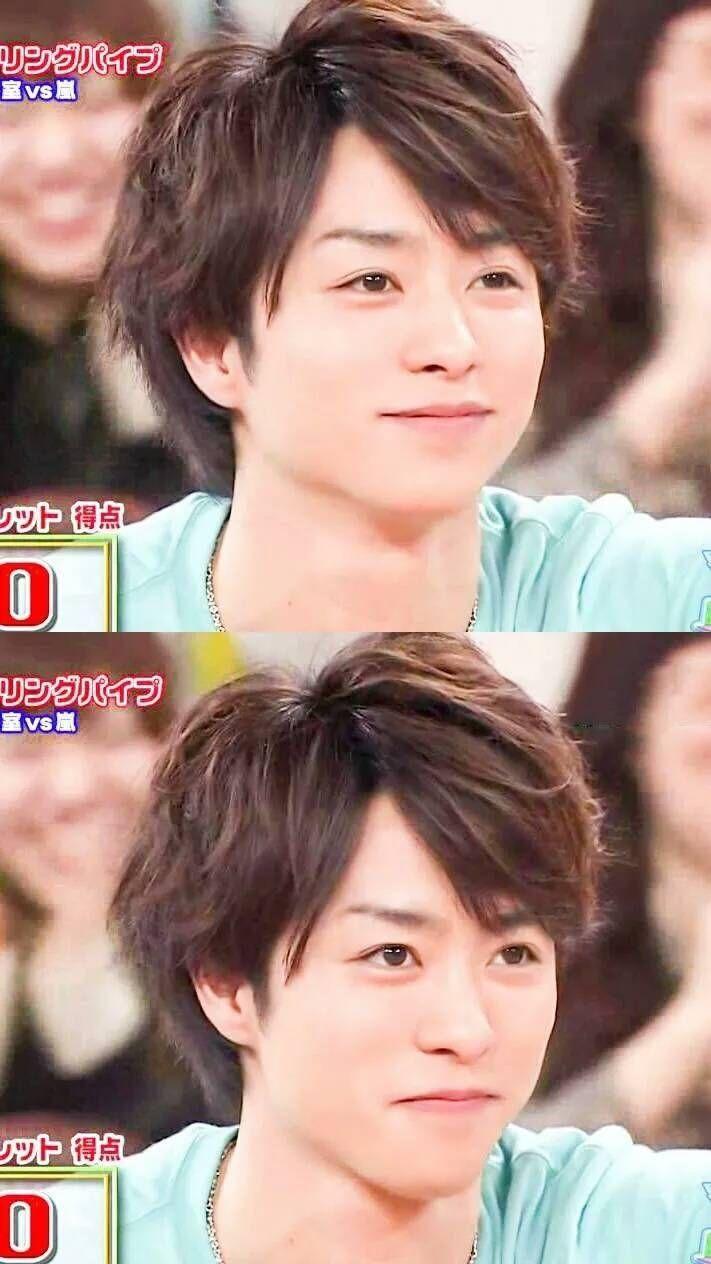 sakurai sho vs arashi 大野智 かわいい 嵐5人 vs嵐