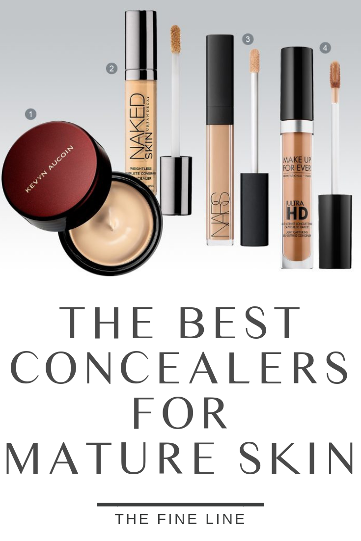 BEST FOUNDATIONS FOR WOMEN OVER 40! Foundations that don´t