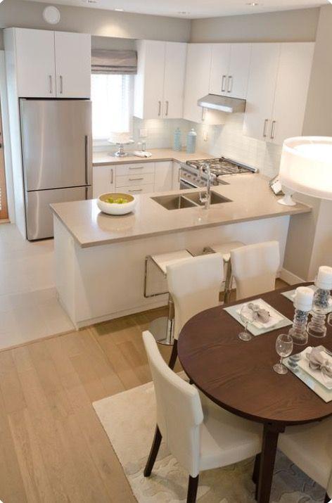 Küche U Form Modern   Google Suche   Lakberendezés   Pinterest   Kitchen  Small, Kitchens And Kitchen Design