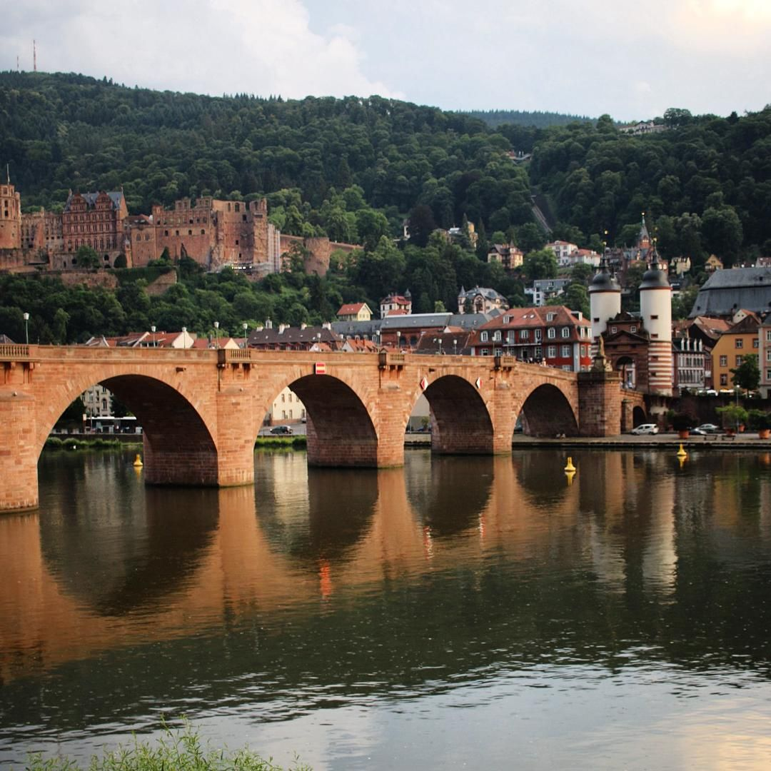 20 Perfect One Week European Itineraries | Summer evening ...