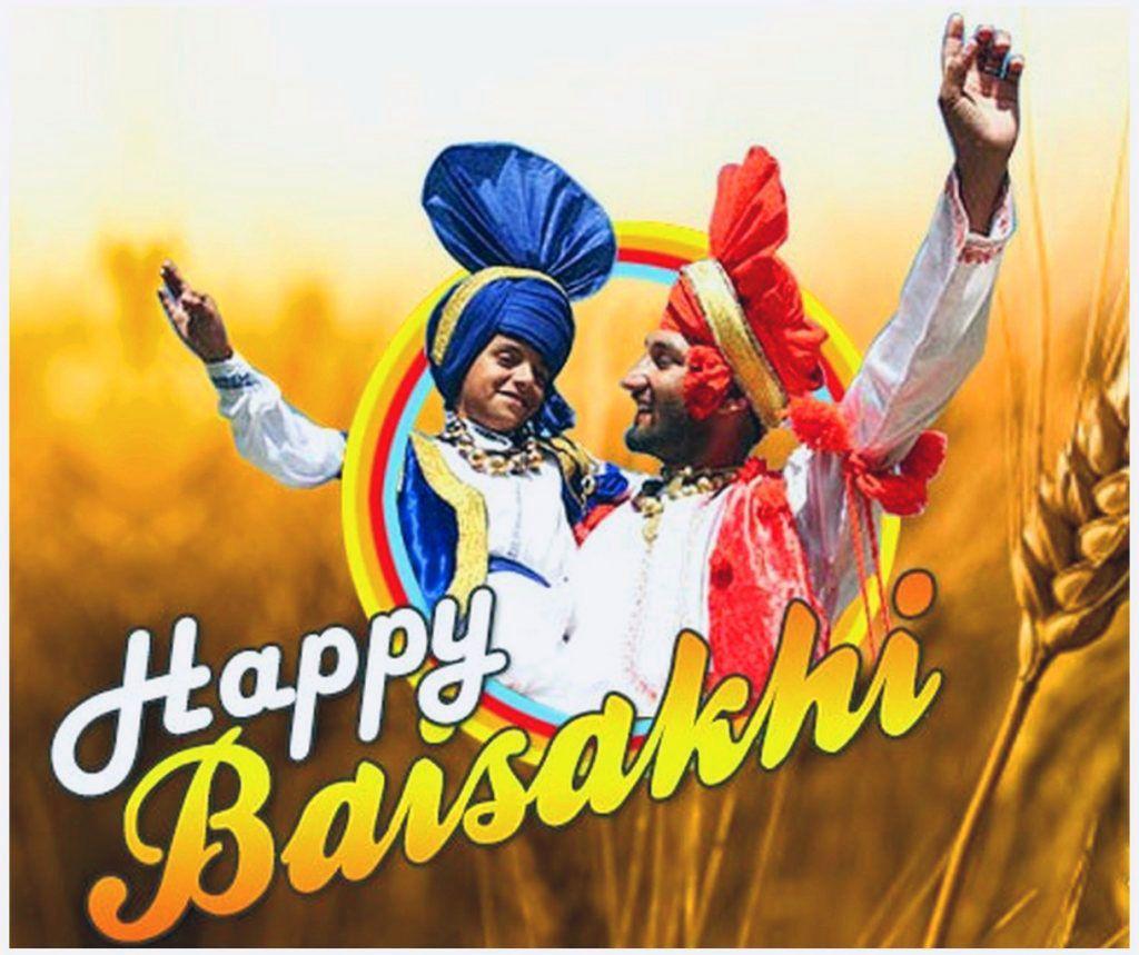 Let's celebrate Vaisakhi in 2020 New year calendar