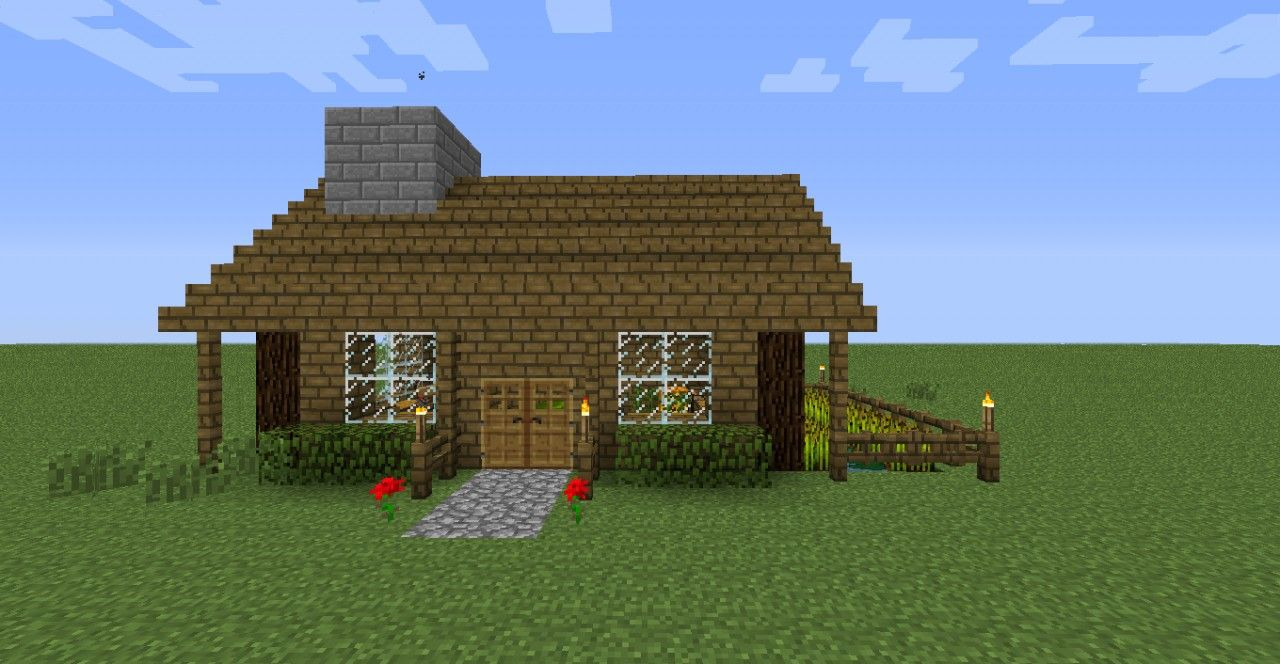 Small Minecraft Survival Houses Google Search Minecraft