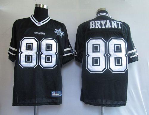 the best attitude 5ebdd 5a3df 50Th NFL Jersey Dallas Cowboys Dez Bryant #88 Black $25.00 ...