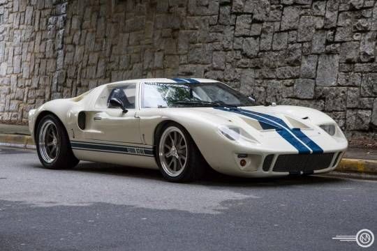 Los Angeles 1958 Ford Gt Ford Gt40 Classic Cars